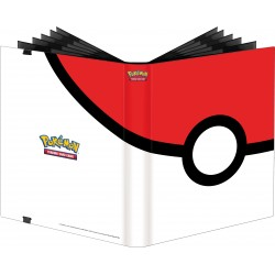 Cahier range-cartes Pokemon Pokéball
