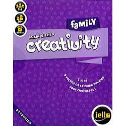 Creativity - Extension Family
