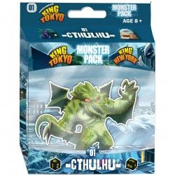 King of Tokyo - Monster Pack - Cthulhu
