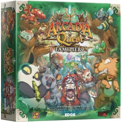 Arcadia Quest - Familiers