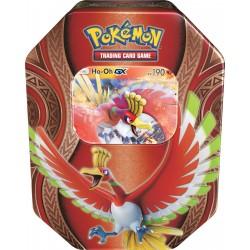 Pokebox Boîte Métal Pâques 2017 - Pokemon Ho-Oh-GX
