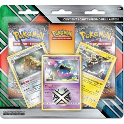 Pack Pokemon SL3 Lune & Soleil - 2 Boosters