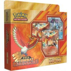 Coffret Pokémon - Deck Combat Légendaire - Ho-Oh