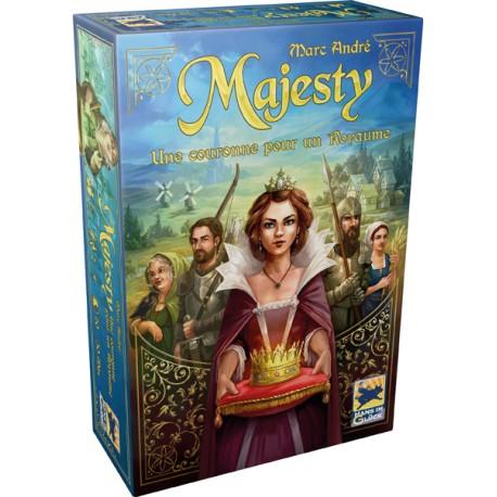 Majesty - Une couronne pour le royaume