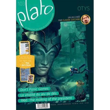 Plato Magazine n°103
