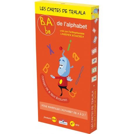 B.A. ba de l'alphabet