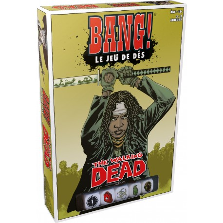 Bang ! Le Jeu de Dés - The Walking Dead