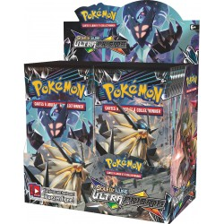 Display de 36 Booster Pokémon Soleil et Lune 5 - Ultra Prisme