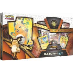 Coffret Pokémon SL 3.5 Légendes Brillantes - Raichu-GX VF