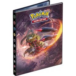 Cahier range-cartes - Portfolio Pokémon Soleil & Lune 5 - A5