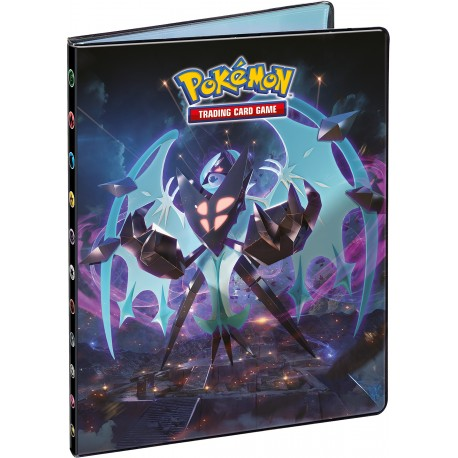Cahier range-cartes - Portfolio Pokémon Soleil & Lune 5 - A4