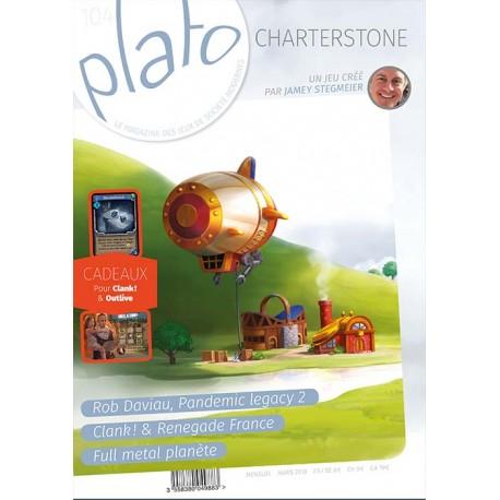 Plato Magazine n°104
