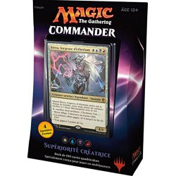 Magic the Gathering : Commander 2016 - Supériorité Créatrice