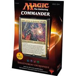 Magic the Gathering : Commander 2016 - Soulèvement Entropique