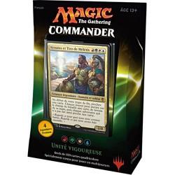Magic the Gathering : Commander 2016 - Unité Vigoureuse