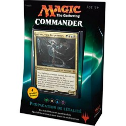 Magic the Gathering : Commander 2016 - Propagation de Létalité