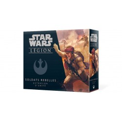 Star Wars Legion - Soldats Rebelles
