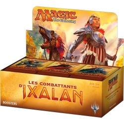 Magic the Gathering : Les Combattants d'Ixalan - Boite de 36 Boosters