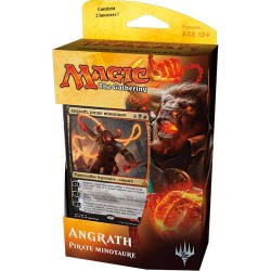 Magic the Gathering : Les Combattants d'Ixalan - Planeswalker Deck - Angrath