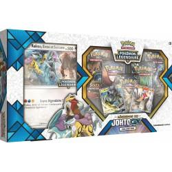 Coffret Pokémon Collection GX Légendes de Johto