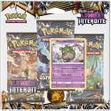 Pack Pokémon Soleil et Lune 6 - Lumière Interdite - Miasmax