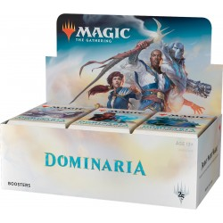 Magic the Gathering : Dominaria - Boite de 36 Boosters - VF