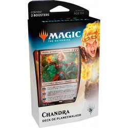 Magic the Gathering : Dominaria - Planeswalker Deck - Deck Chandra