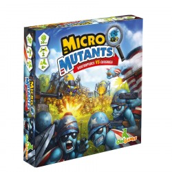 Micro Mutants - Usatropes VS Exogorgs