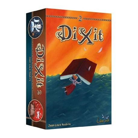 Dixit 2 - Extension Dixit - Jeux de societe