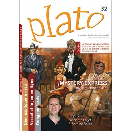 Plato Magazine n°32