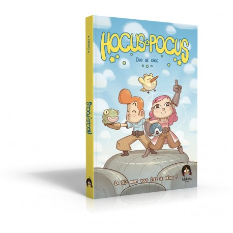 Hocus Pocus - Duo de choc