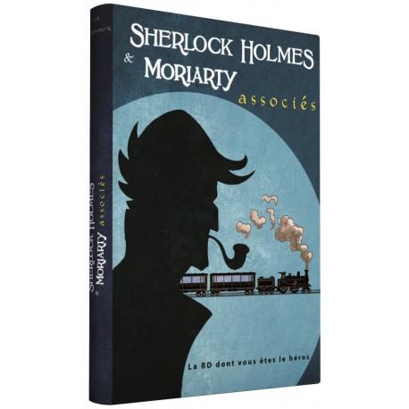 Sherlock Holmes & Moriarty associés – La BD dont vous êtes le héros