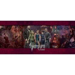 Vampire - Le Requiem - Ecran du Meneur