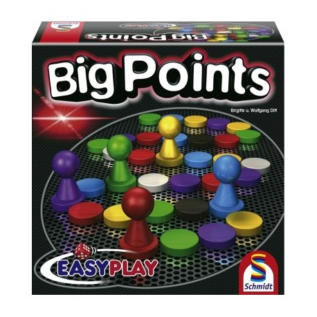Big Points - Jeux de societe