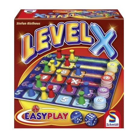 Level X - Jeux de societe