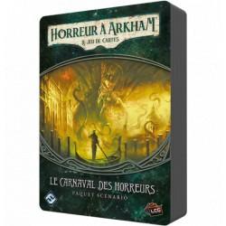 Horreur à Arkham - Le Jeu de Cartes - Le Carnaval des Horreurs
