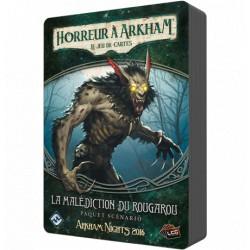 Horreur à Arkham - Le Jeu de Cartes - La Malédiction du Rougarou