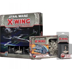 X-Wing - Pack Rébellion