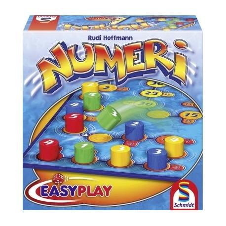 Numeri - Jeux de societe