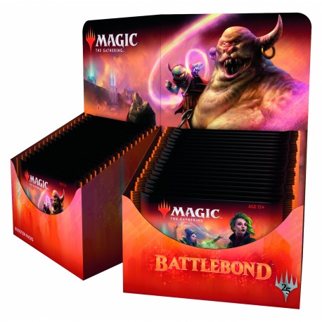 Magic the Gathering : Battlebond - Boite de 36 Boosters - VO