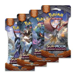 Booster Pokémon Sun & Moon - Burning Shadows
