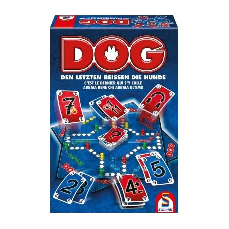Dog - Jeux de societe