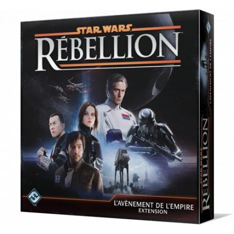 Star Wars - Rébellion - L'Avènement de l'Empire