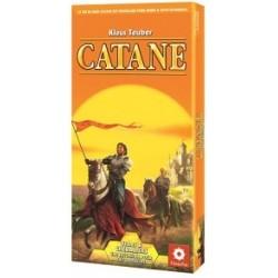 Catane - Villes & Chevaliers - Extension 5 - 6 - Jeux de société