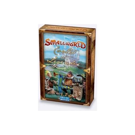 Smallworld - Contes & Légendes - Jeux de société