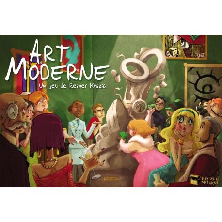 Art Moderne - Jeux de société