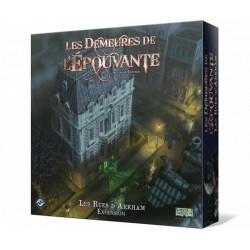 Les Demeures de l'Épouvante - Seconde Edition - Les Rues d'Arkham
