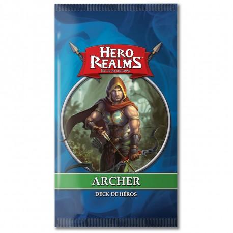 Hero Realms - Deck de Héros - Archer VF