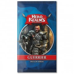 Hero Realms - Deck de Héros - Guerrier VF