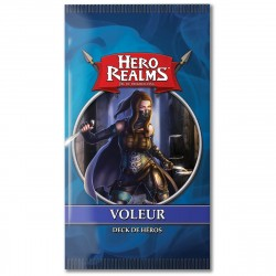 Hero Realms - Deck de Héros - Voleur VF